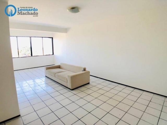 Apartamento com 3 dormitórios à venda, 155 m² por R$ 150.000 - Praia do Futuro - Fortaleza - Foto 3