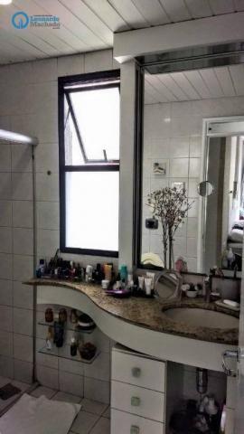 Apartamento com 3 dormitórios à venda, 126 m² por R$ 550.000 - Aldeota - Fortaleza/CE - Foto 7