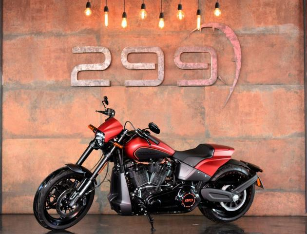 Harley-Davidson Fx Drs - Foto 3