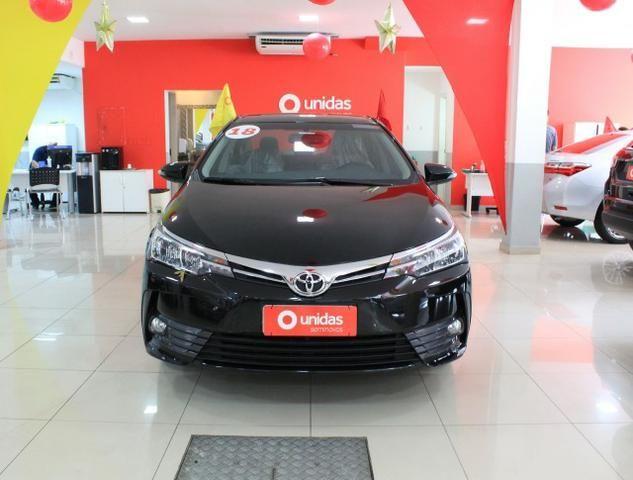 Toyota Corolla XEI 2.0 Aut. Novo Demais. IPVA 2020 Pago