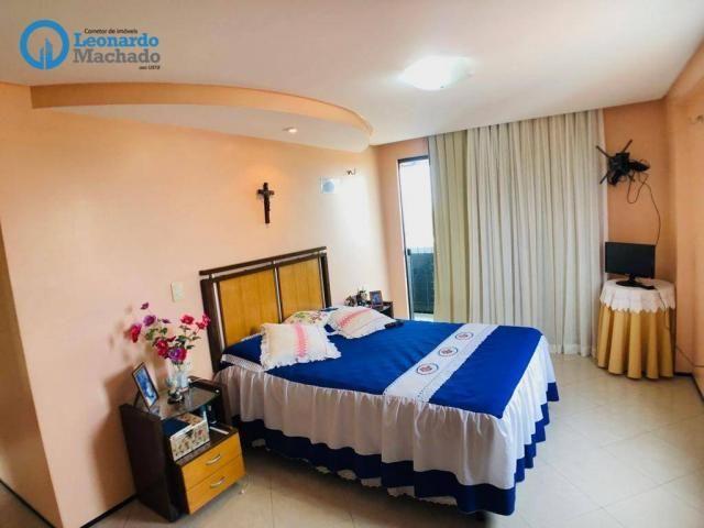 Apartamento com 3 dormitórios à venda, 153 m² por R$ 620.000 - Engenheiro Luciano Cavalcan - Foto 10