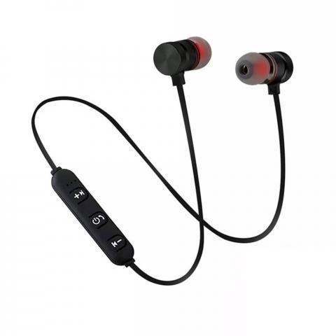 Fone Bluetooth Auricular Esportivo Musica e Atender Ligações - Bluetooth 01 - Foto 4