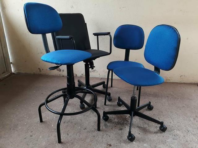 Cadeiras escritório 180 cada