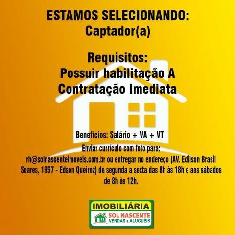 Vagas de Emprego - Imobiliária Sol Nascente - Foto 3
