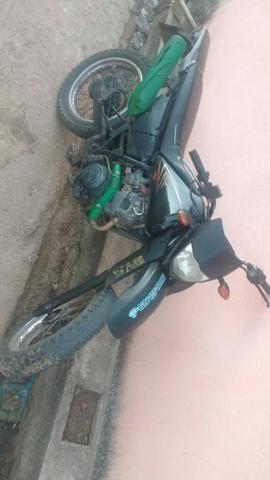 Vendo Yamaha XTZ pra interior