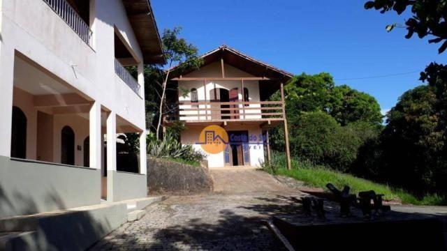 Pousada com 22 dormitórios à venda, 20289 m² por r$ 3.800.000 - mar do norte - rio das ost - Foto 9