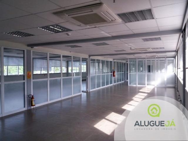 Prédio comercial, 2 andares inteiros disponíveis, 400m² por andar