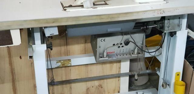 Pfaff Automática c/corta fio eletrônico