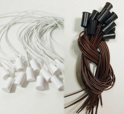 COD-CP233 Kit 2Pares Sensor Magnético Com Fio Alarme Portas E Janelas Arduino Automaçã - Foto 5