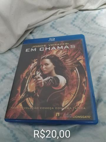 Blu-ray Em Chamas