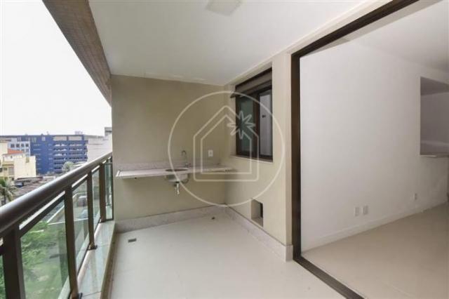 Apartamento à venda com 2 dormitórios em Rio comprido, Rio de janeiro cod:847480 - Foto 2