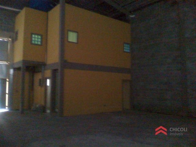 Galpão comercial à venda, residencial oásis, vargem grande paulista. - Foto 2