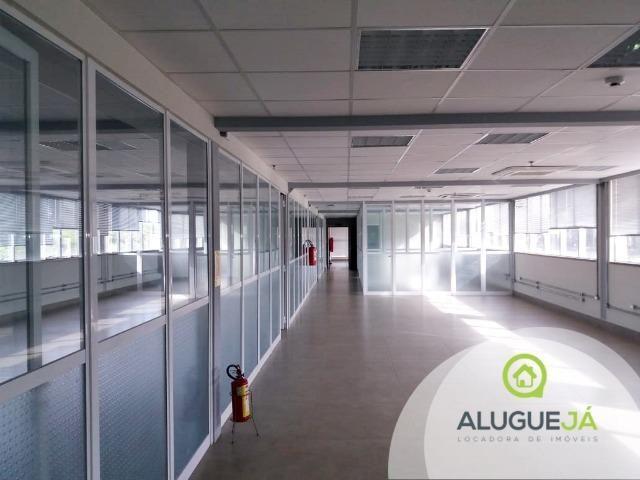 Prédio comercial, 2 andares inteiros disponíveis, 400m² por andar - Foto 8