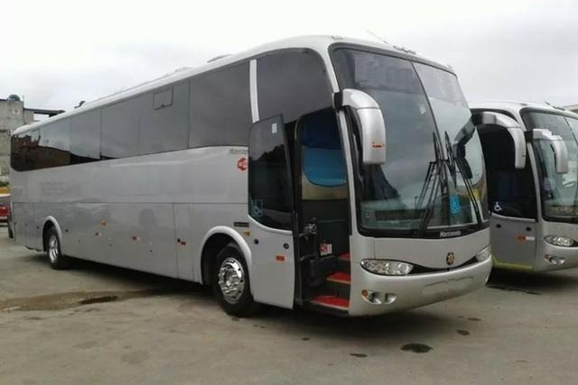 Ônibus Mercedes Benz Marcopolo - Foto 3