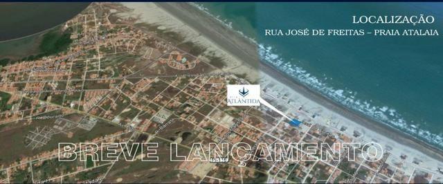 Apartamento em Luiz Correia/ Praia de Atalaia (Vila Atlântida) - Foto 5