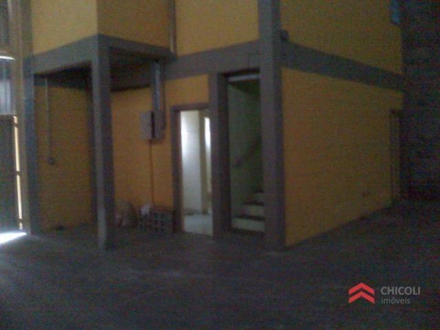Galpão comercial à venda, residencial oásis, vargem grande paulista. - Foto 3