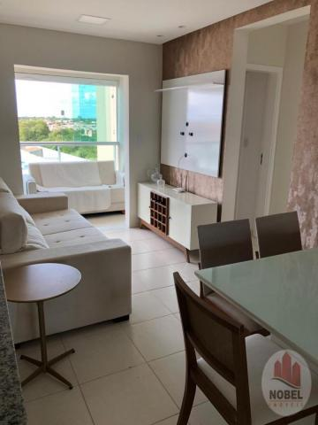 Apartamento no bairro Muchila, mobiliado, 2 quartos.