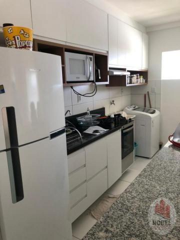 Apartamento no bairro Muchila, mobiliado, 2 quartos. - Foto 4