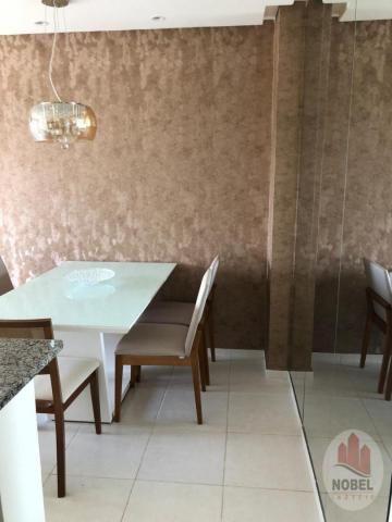 Apartamento no bairro Muchila, mobiliado, 2 quartos. - Foto 2