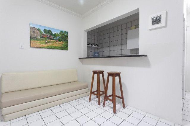 Apartamento 03B, mobiliado, sala e quarto, com WI-FI, pertinho do Carrefour - lindo - Foto 6