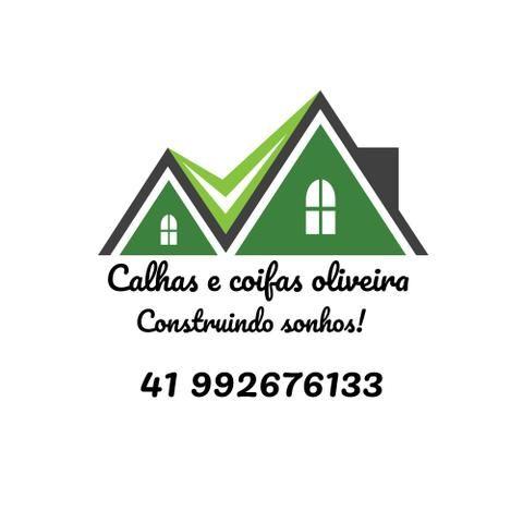 Calhas e coifas *Oliveira - Foto 4