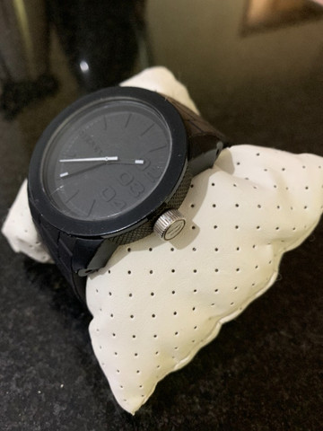 Relógio Diesel Masculino Preto - Original - Foto 2