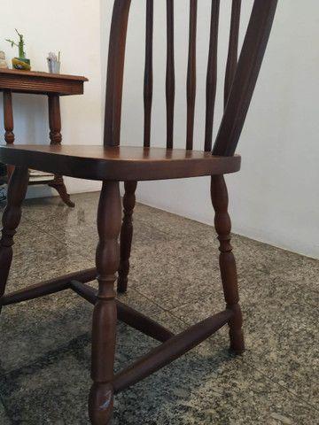 Conjunto Mesa de jantar com 8 cadeiras - Foto 6