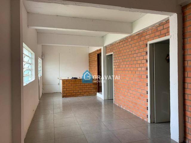 Casa com 2 dormitórios para alugar, 75 m² por R$ 900,00/mês - Salgado Filho - Gravataí/RS - Foto 6