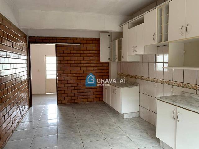 Casa com 2 dormitórios para alugar, 75 m² por R$ 900,00/mês - Salgado Filho - Gravataí/RS - Foto 2
