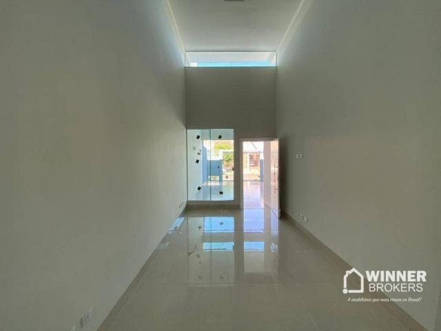 Casa com 3 dormitórios à venda, 105 m² por R$ 480.000,00 - Jardim Real - Maringá/PR - Foto 3