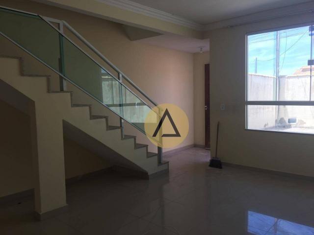 Atlântica Imóveis tem maravilhosa casa para venda no bairro Village em Rio das Ostras/RJ - Foto 7
