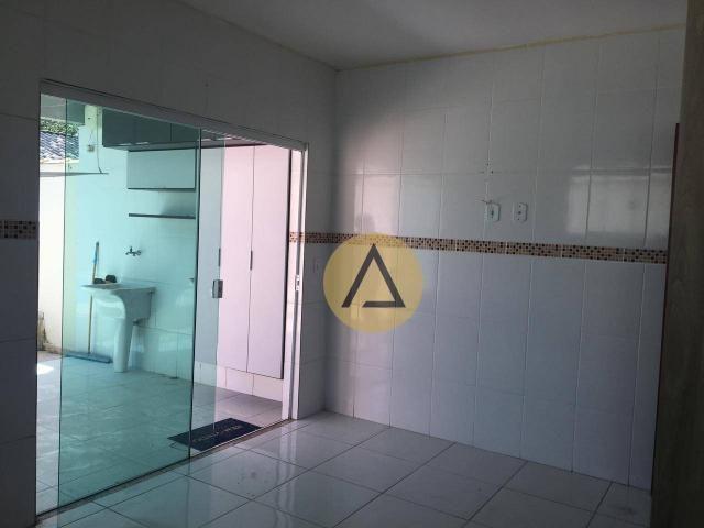 Atlântica Imóveis tem maravilhosa casa para venda no bairro Village em Rio das Ostras/RJ - Foto 20