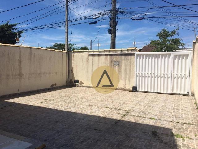 Atlântica Imóveis tem maravilhosa casa para venda no bairro Village em Rio das Ostras/RJ - Foto 4