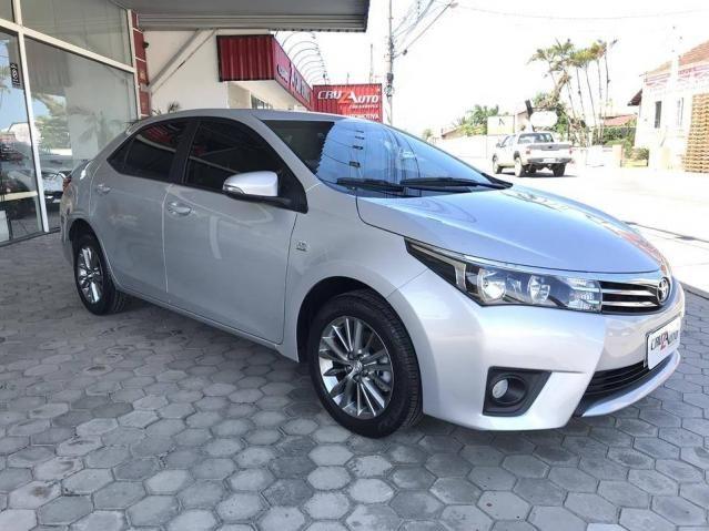 Toyota Corolla XEI 2.0 Flex Automático 2016 (Apenas 35.044km) Único Dono! - Foto 5