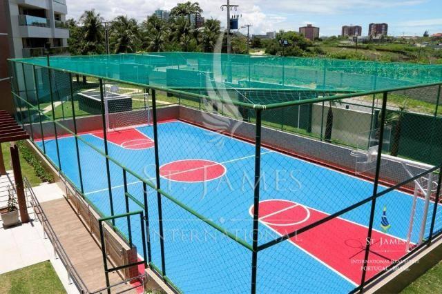 Apartamento com 3 dormitórios à venda, 100 m² por R$ 836.077,74 - De Lourdes - Fortaleza/C - Foto 9