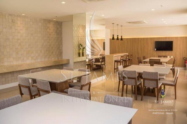 Apartamento com 3 dormitórios à venda, 100 m² por R$ 836.077,74 - De Lourdes - Fortaleza/C - Foto 5
