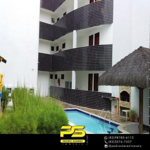 Apartamento com 3 dormitórios à venda, 85 m² por R$ 220.000 - Jardim Cidade Universitária  - Foto 2