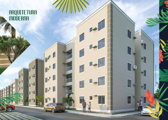 Palmeiras prime 2, apartamento com 2 quartos - Foto 4