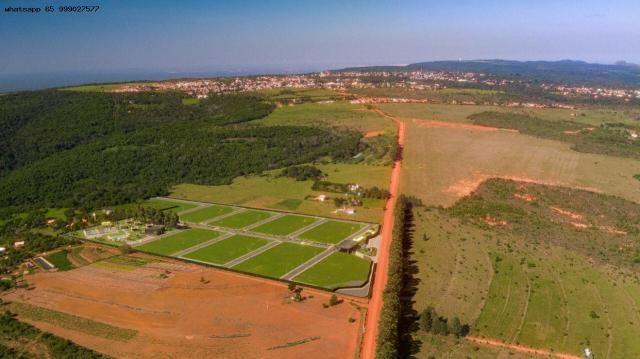 Terreno em Condomínio para Venda em Chapada dos Guimarães, Chapada dos Guimarães - Foto 9