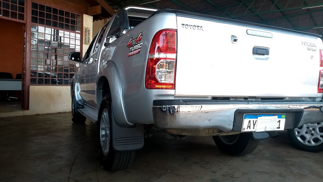Hilux Srv 3.0 Turbo Diesel At 2014/14 - Foto 14