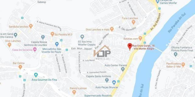 Casa com 1 dormitório à venda por R$ 83.304,92 - Vila Monte Alegre - São José dos Campos/S - Foto 4