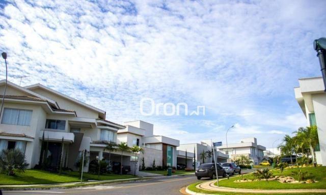 Terreno à venda, 653 m² por R$ 760.000,00 - Jardins Milão - Goiânia/GO - Foto 11
