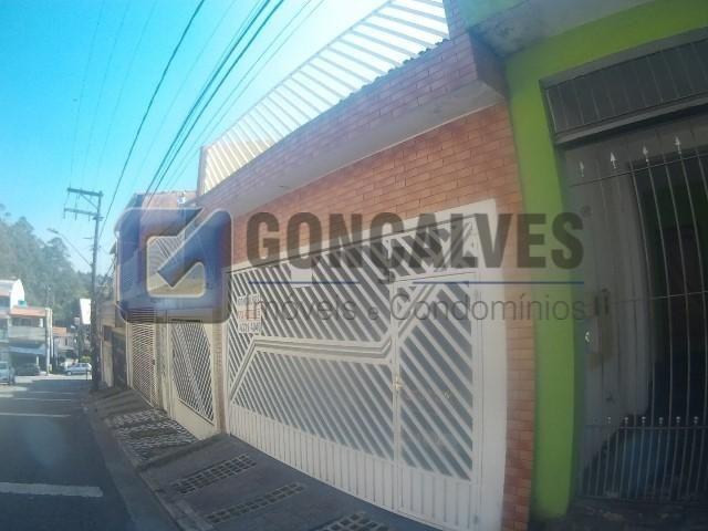 Casa à venda com 3 dormitórios em Alves dias, Sao bernardo do campo cod:1030-1-136130