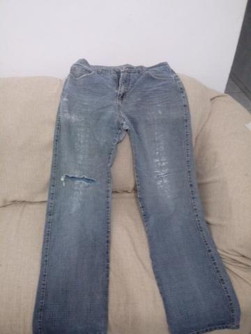Calça jeans tamanho 40 - Foto 2
