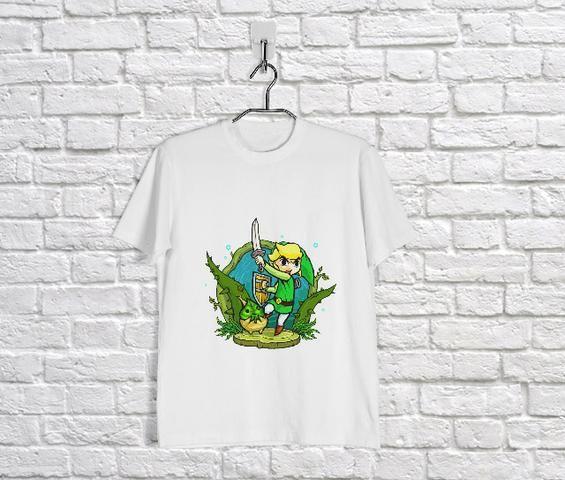 Camisa Zelda -Link