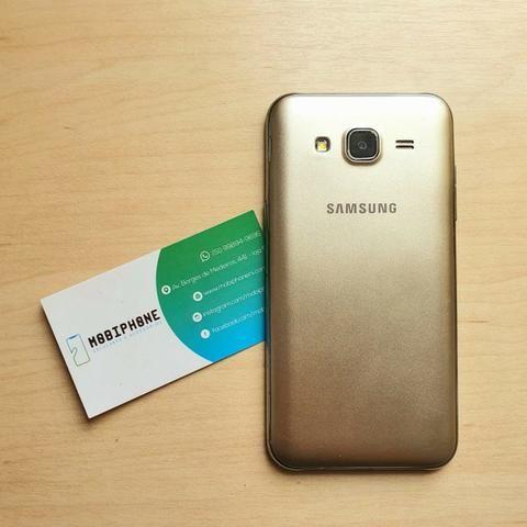 Samsung Galaxy J5 Dourado, com garantia e nota fiscal, Semi novo - Foto 2