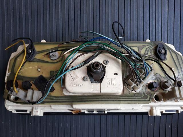 Painel de instrumentos do Monza ORIGINAL - Foto 2