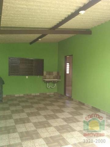 Casa com 3 dormitórios para alugar, 150 m² por R$ 950/mês - Jardim dos Ipês - Anápolis/GO - Foto 2