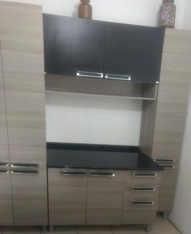 Vendo armários de cozinha 100% MDF usados - Foto 5