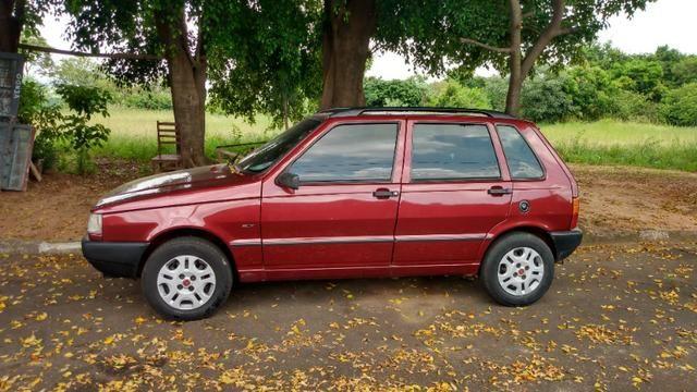 Uno Elx 1994 4 portas impecável doc ok - Foto 2